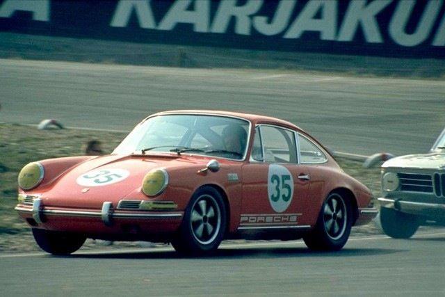 1968 911 L Factory Race Car