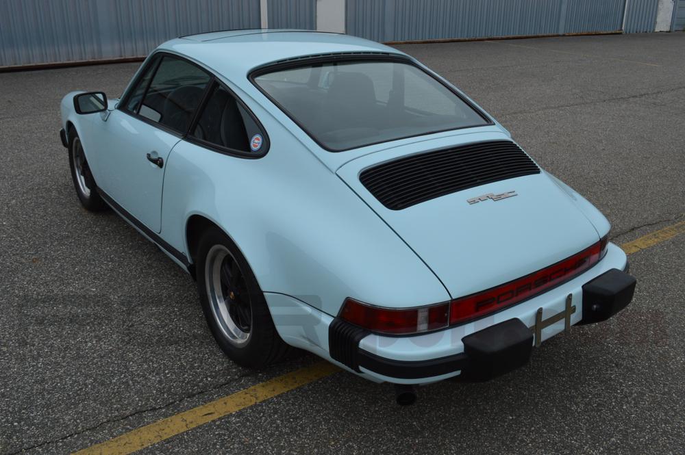 1983 911SC Coupe Survivor
